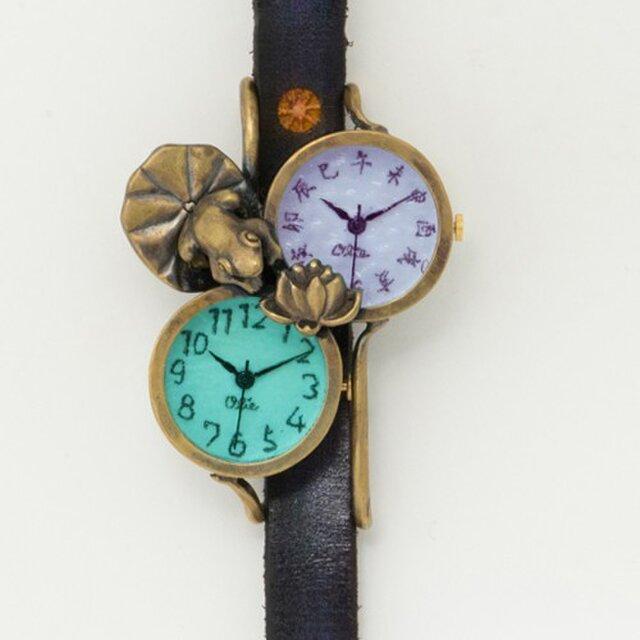 蓮、きれいね腕時計の画像1枚目