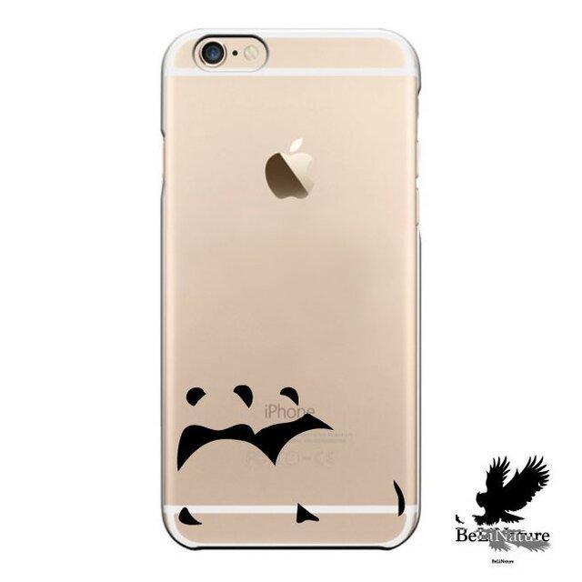 iPhone5/5s/5c/6/6s/6Plus/6sPlus ケース パンダ が大好きな方々とっての最高ケースの画像1枚目