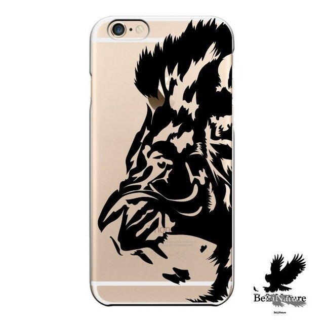 iPhone5/5s/5c/6/6s/6Plus/6sPlus ケース ライオン が大好きな方々とっての最高ケースの画像1枚目