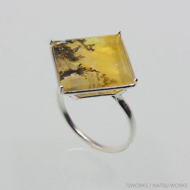 Dendritic Quartz Ringの画像1枚目