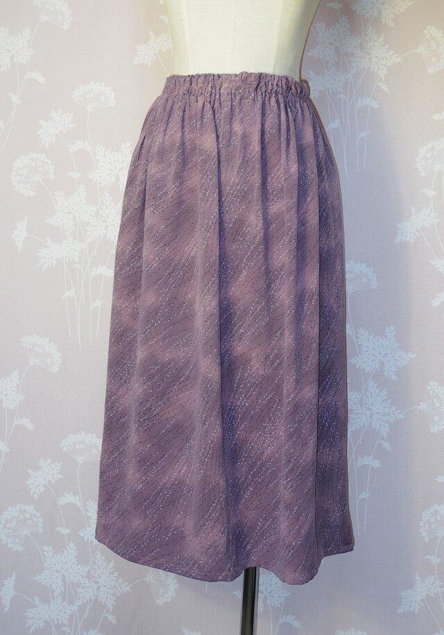 ギャザースカート 5822の画像1枚目