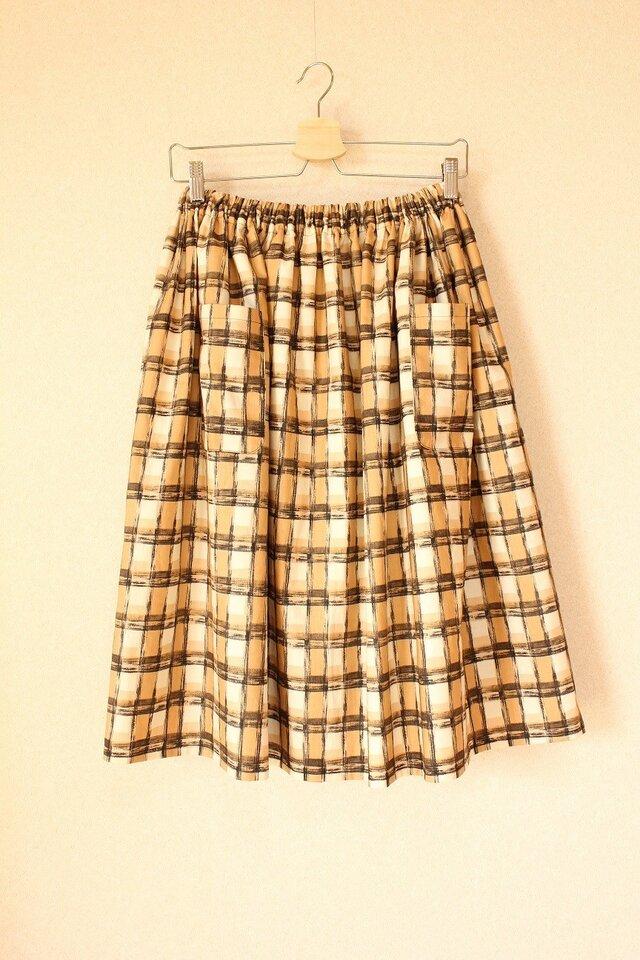 *夜景の映える赤レンガ倉庫~ギャザースカート*の画像1枚目
