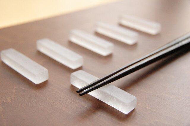 agar : お箸置きの画像1枚目