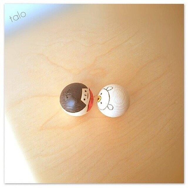 金太郎と熊さん *3*の画像1枚目