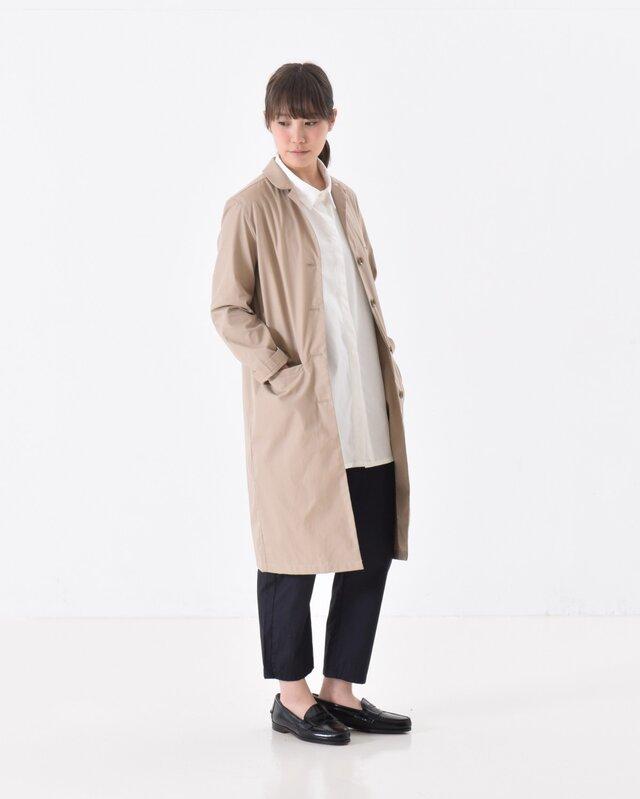 cotton work coat ワークコートの画像1枚目