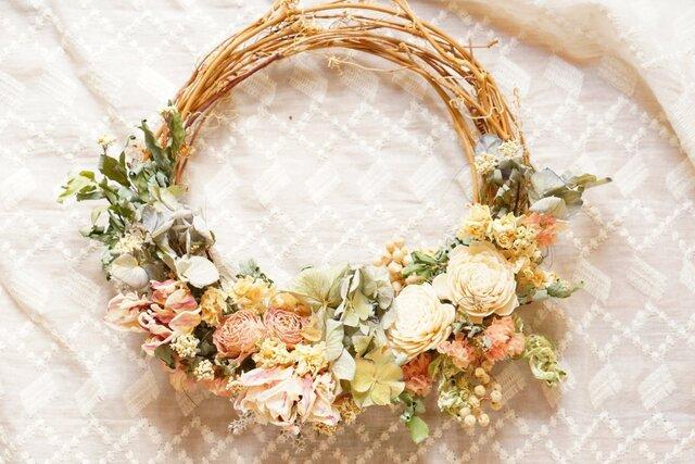 natural wreathの画像1枚目