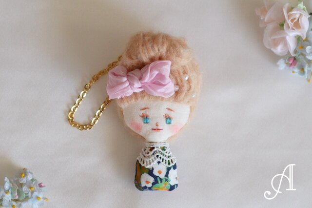 Doll Bag Charm -Monet series 1の画像1枚目