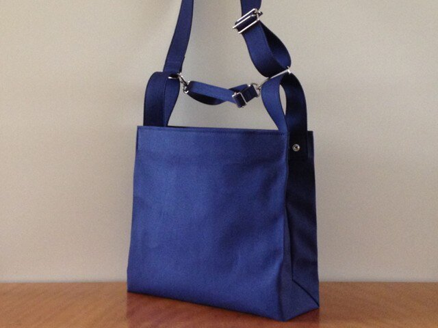 NM-3 Shoulder Bag[紺]の画像1枚目