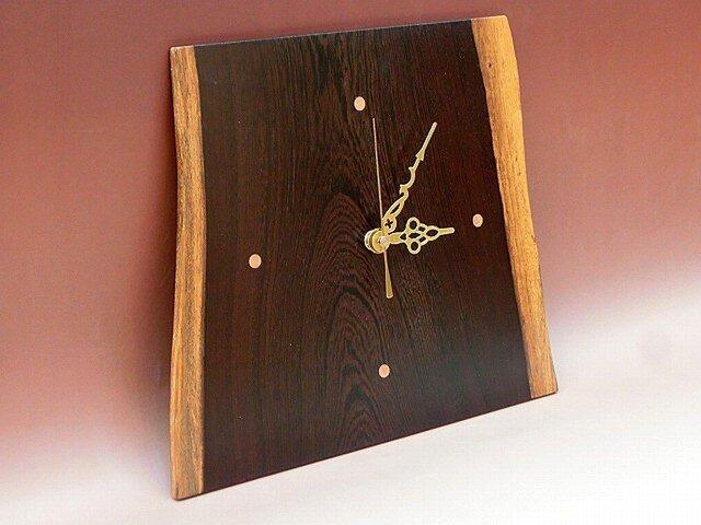 meiboku時計 鉄刀木の画像1枚目