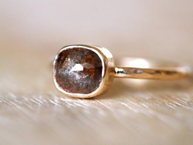 Origin Of The Universe Diamond Ringの画像1枚目