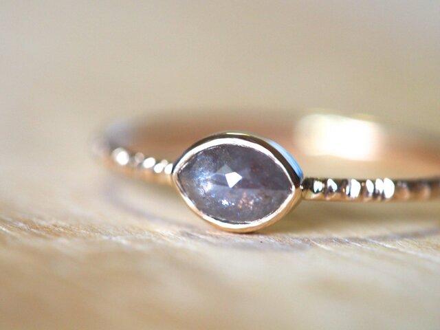 Night Forest Diamond Ringの画像1枚目