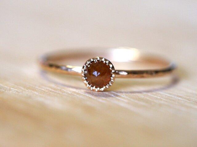 願い事のリング amber sunsetの画像1枚目