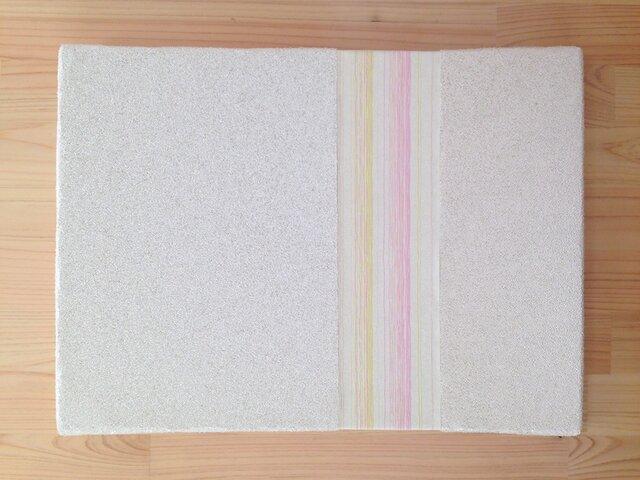 ガラス玉輝くパネルアート  335×250の画像1枚目