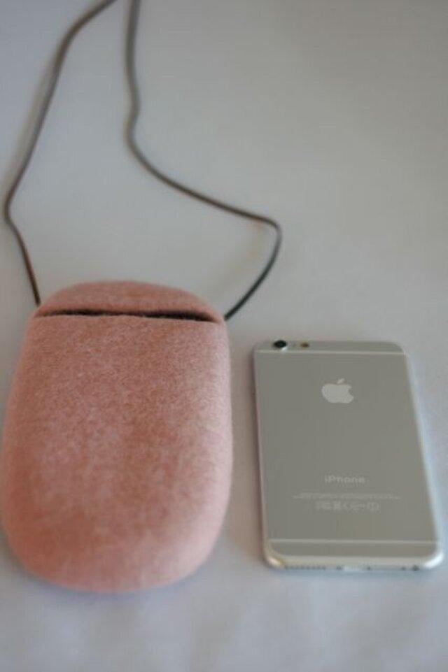 cocoon(ピンク)LLサイズ ※ポケット付の画像1枚目