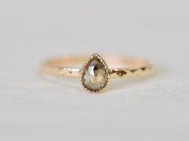 Under the Moss Diamond Ringの画像1枚目