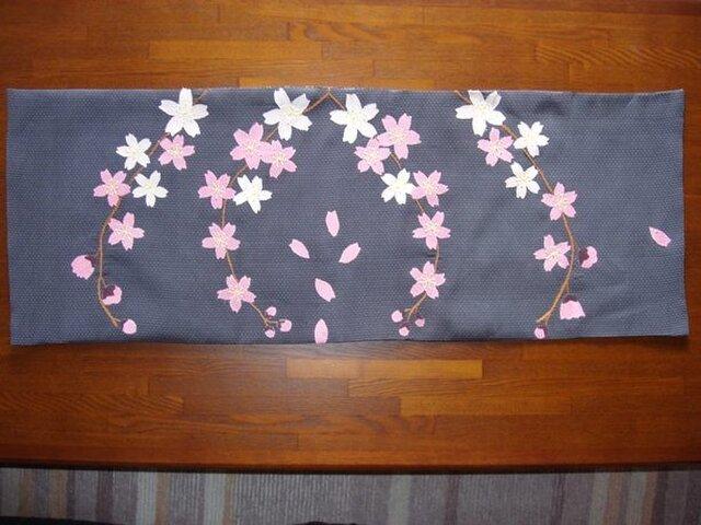 和布絵 ~桜~の画像1枚目