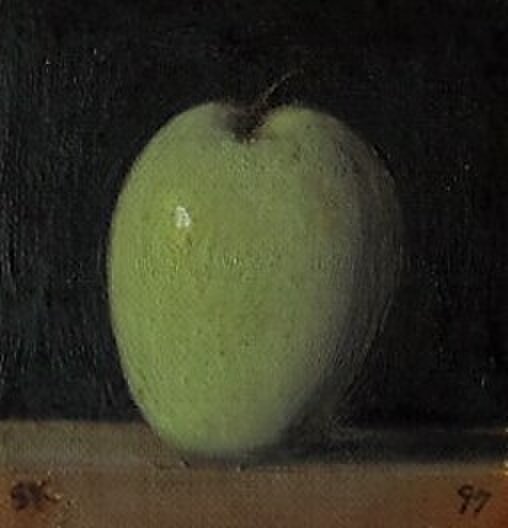 青りんごの画像1枚目