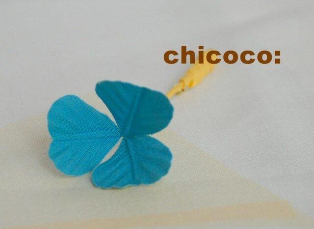 *Happy クローバ* blueの画像1枚目