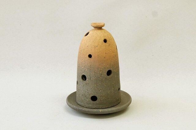炭化線香炉の画像1枚目