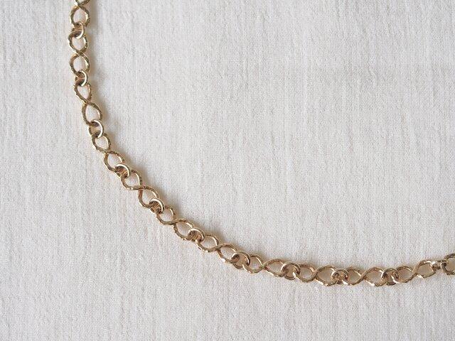 Infinity Gold Braceletの画像1枚目