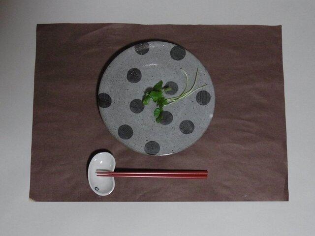 ドット平皿の画像1枚目
