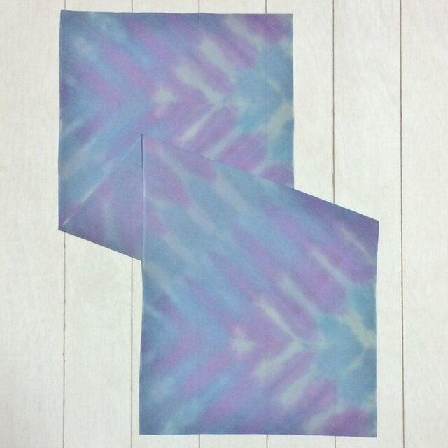 手ぬぐい pattern 水-TOYAMA-の画像1枚目