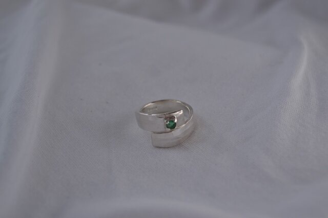 エメラルド Ring 48の画像1枚目