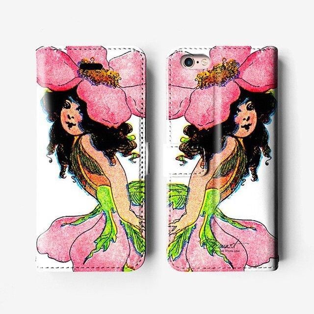 手帳型 iPhone 7 / 7+ / SE / 6 / 6S / 6+ / 6S+/ 5s ケース B054の画像1枚目
