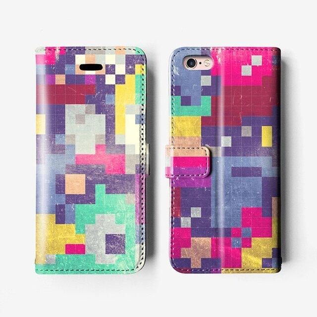 手帳型 iPhone 7 / 7+ / SE / 6 / 6S / 6+ / 6S+/ 5s ケース B074Bの画像1枚目