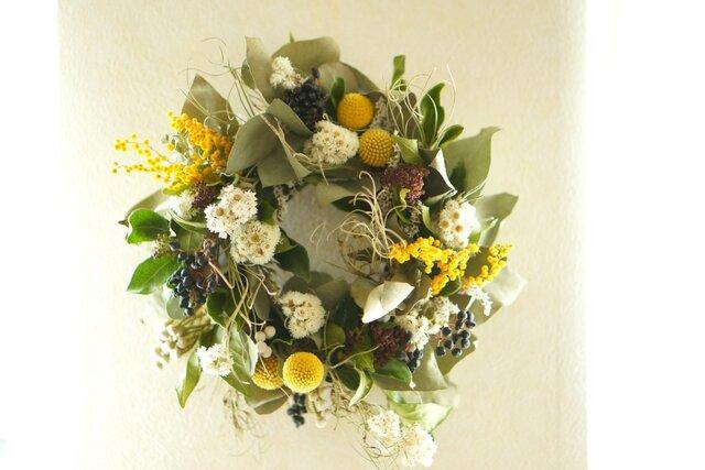 Green wreath  の画像1枚目