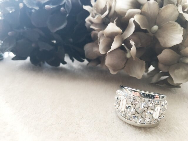 Spring fleur ringの画像1枚目