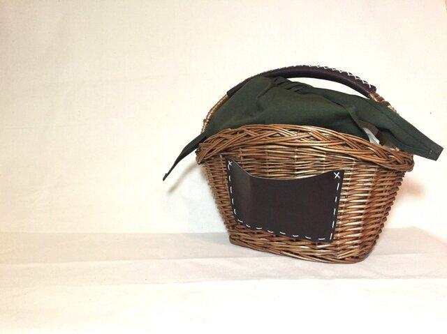 Willow Basket Bagの画像1枚目