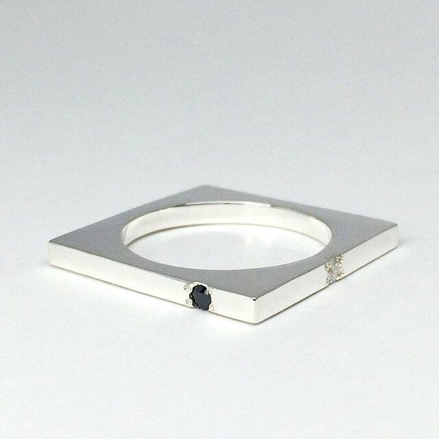 自由デザイン四角形リングの画像1枚目