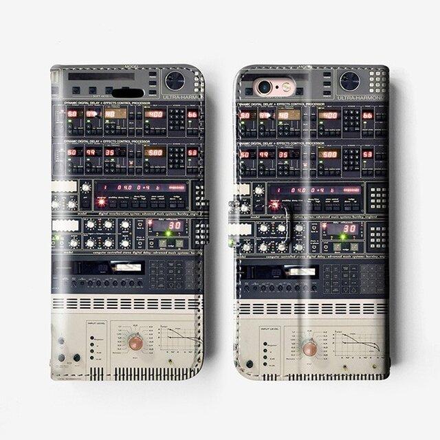 手帳型 iPhone 7 / 7+ / SE / 6 / 6S / 6+ / 6S+/ 5s ケース B079の画像1枚目