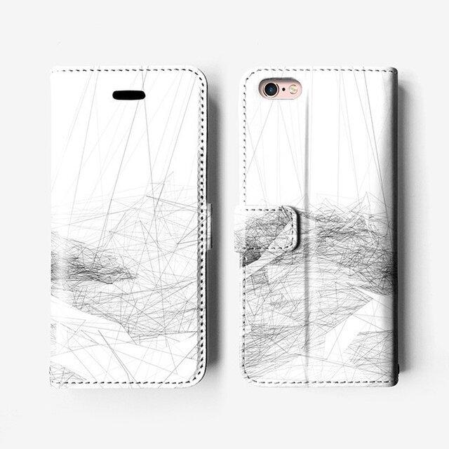 手帳型 iPhone 7 / 7+ / SE / 6 / 6S / 6+ / 6S+/ 5s ケース B096Bの画像1枚目