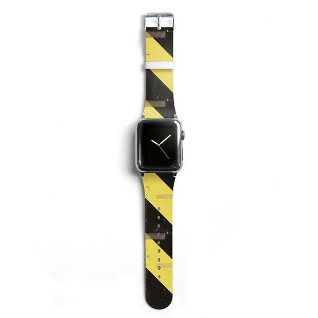 本革☆Apple Watch アップルウォッチ バンド ファッション ベルト 交換 ベルト 010の画像1枚目