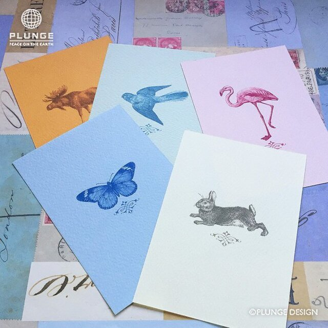 FORESTER / ポストカード セットの画像1枚目