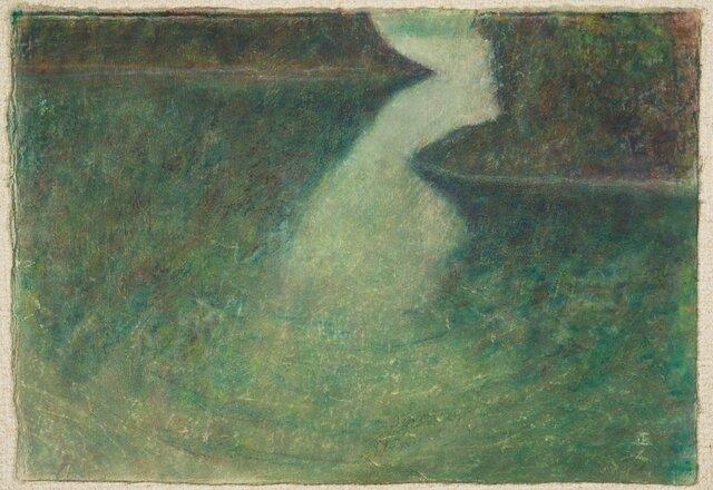 オイルクレヨン原画-782の画像1枚目