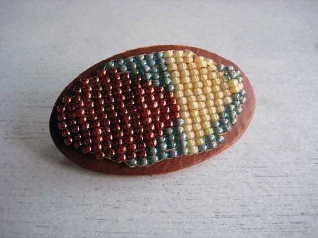 AUG  beads barretteの画像1枚目
