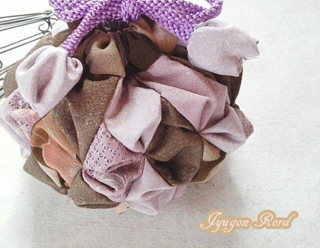 金平糖袋(桜)の画像1枚目