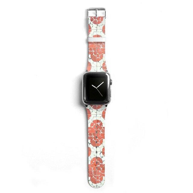 本革☆Apple Watch アップルウォッチ バンド ファッション ベルト 交換 ベルト 012の画像1枚目
