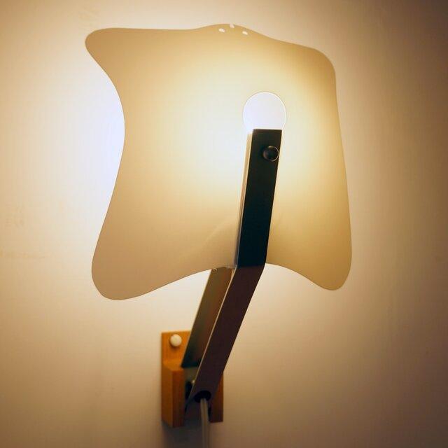 2Way Lamp バンドリ (ホワイト無地)の画像1枚目