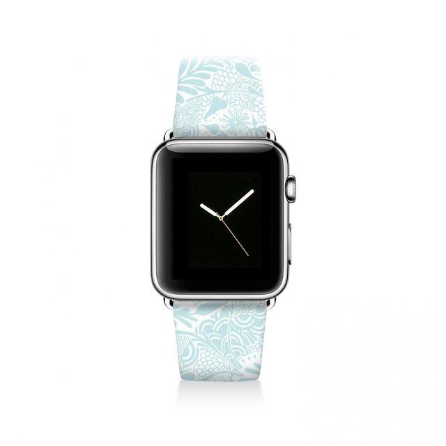 本革☆Apple Watch アップルウォッチ バンド ファッション ベルト 交換 ベルト 036の画像1枚目