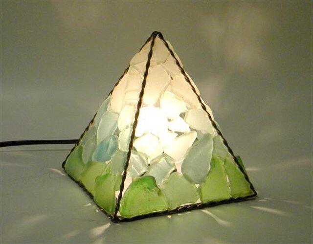 ピラミッドランプ S四面 No.12の画像1枚目