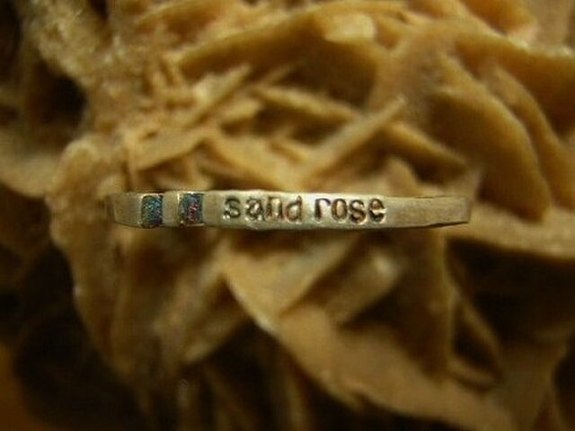 sand rose ( mille-feuille )の画像1枚目