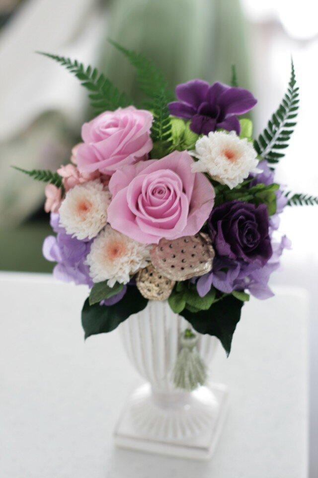 【再々々販】仏花 お供え花の画像1枚目