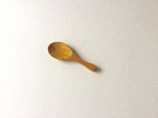 【受注制作】ミニwood spoonの画像1枚目