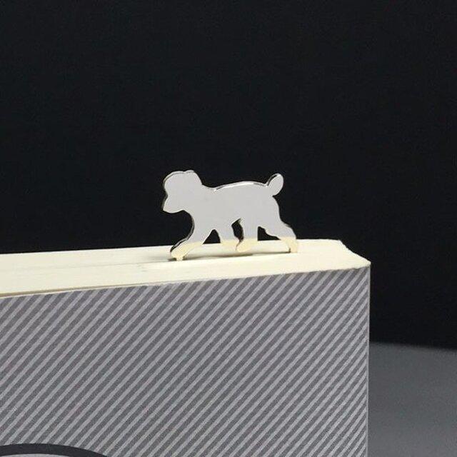Dog-BookMark-15 SVブックマークの画像1枚目