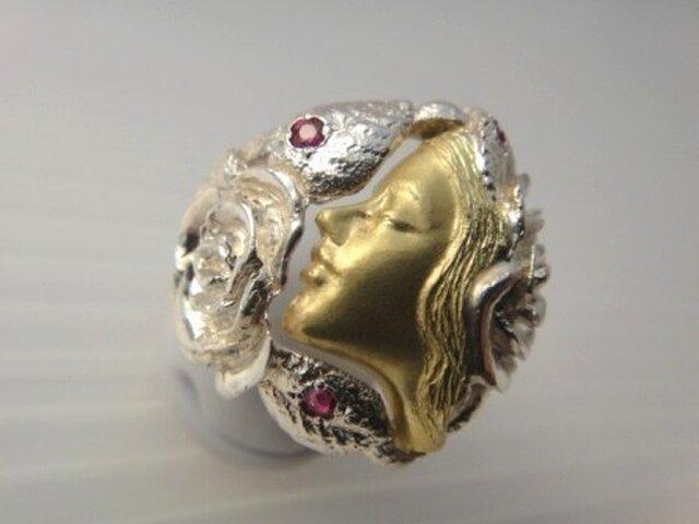 指輪「薔薇の精」の画像1枚目