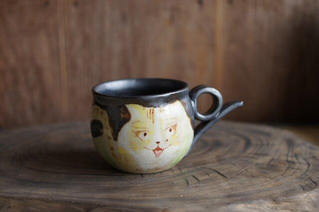 猫のマグカップ(7)の画像1枚目